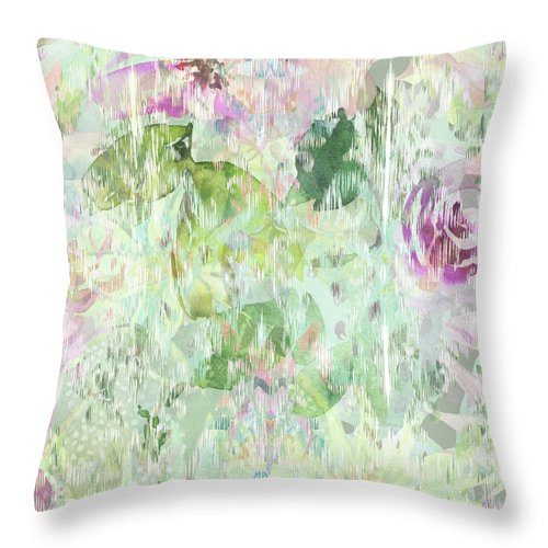Illusion - Throw Pillow