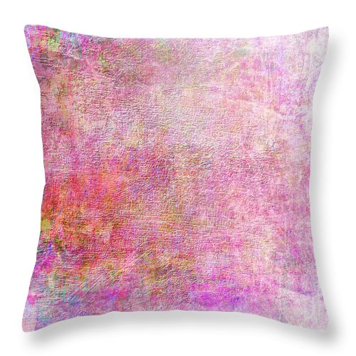 Kiss - Throw Pillow