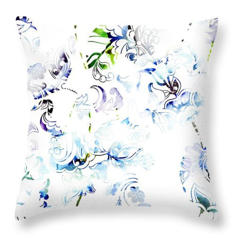Lace - Bliss Lace - Throw Pillow