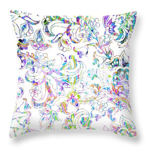 Lace - Delight - Throw Pillow