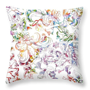 Lace - Pretty Posh - Throw Pillow