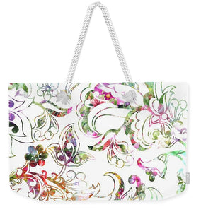 Lace - Willow - Weekender Tote Bag