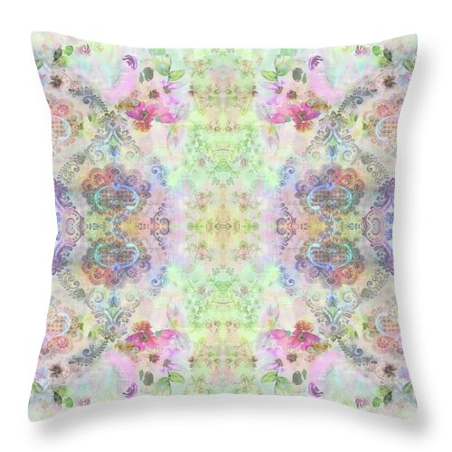 Mae - Petite - Throw Pillow