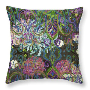 Parisienne - Throw Pillow