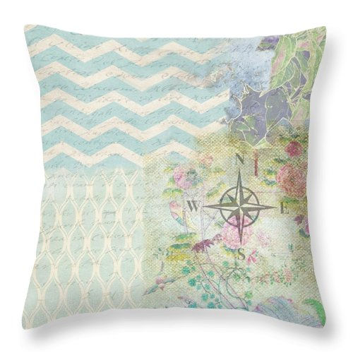 Sanctuary - Throw Pillow