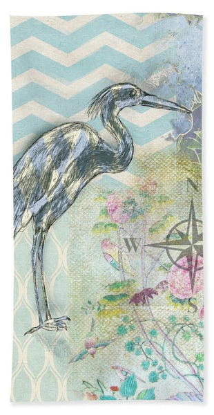 Sanctuary Heron - Bath Towel