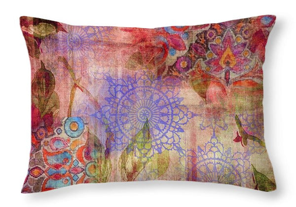 Siren - Throw Pillow