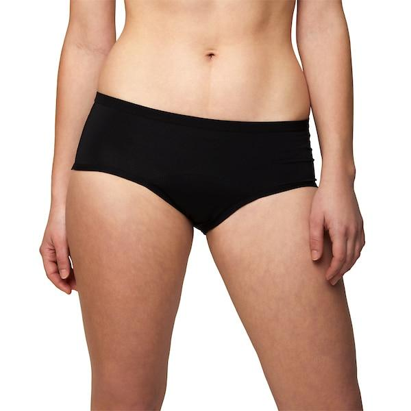 JuJu Absorbent Underwear - Midi Brief (3 Pack)