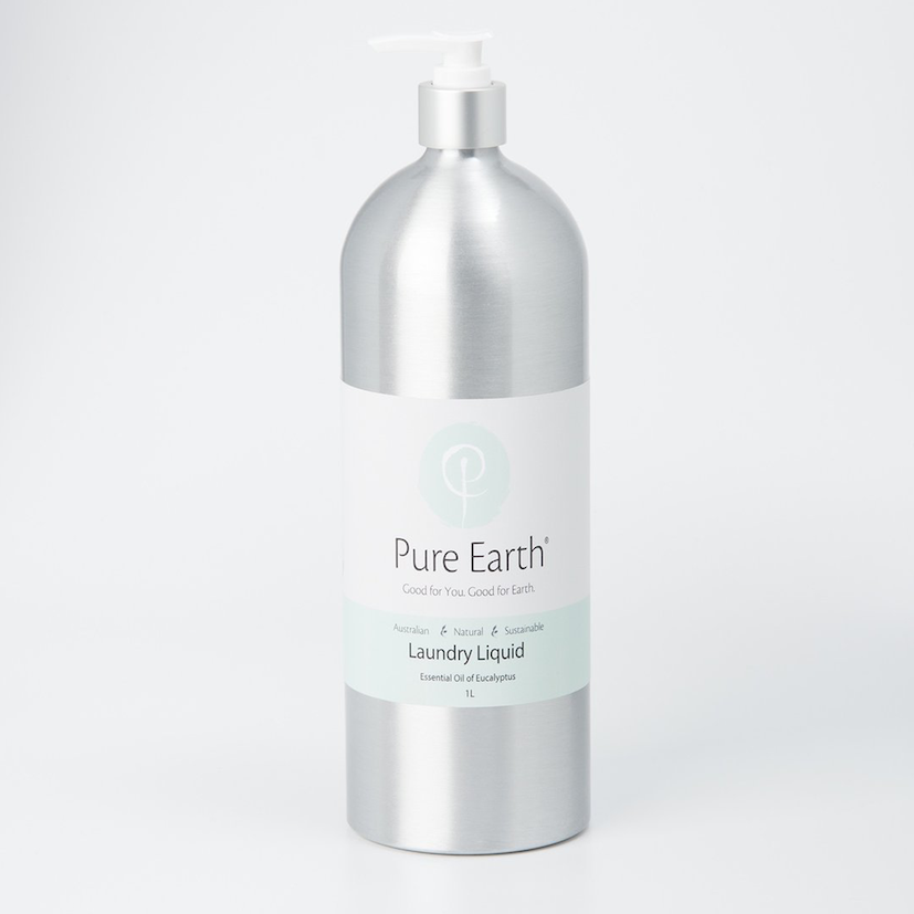 Pure Earth Natural Laundry Liquid