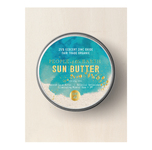 People of the Earth Sun Butter