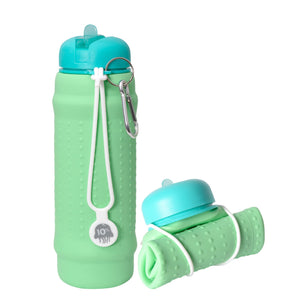 Rolla Bottle MINT, TEAL + WHITE