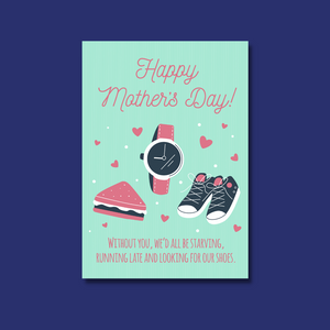 Feel Good Ink - Mother's Day card
