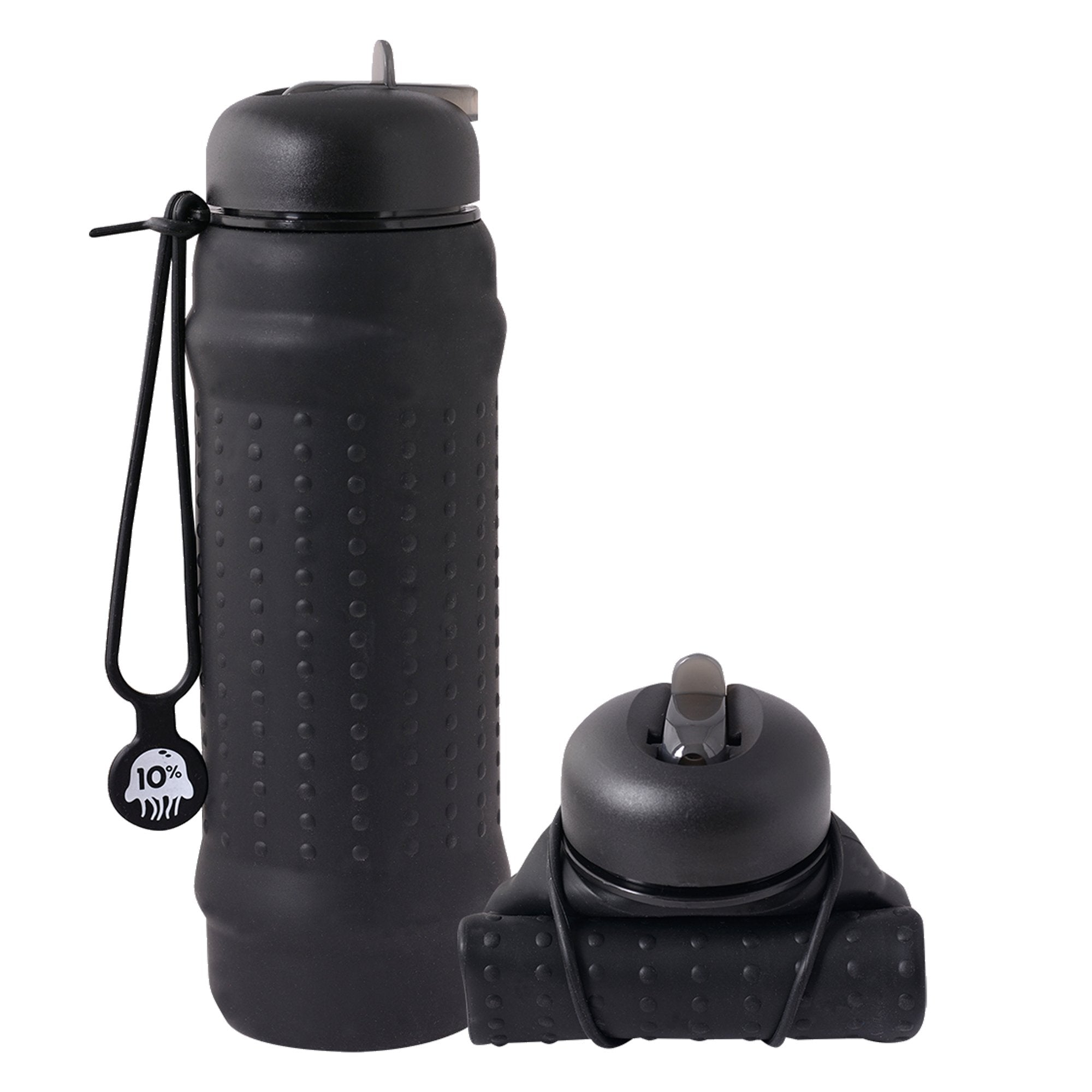 Rolla Bottle BLACK, BLACK + BLACK