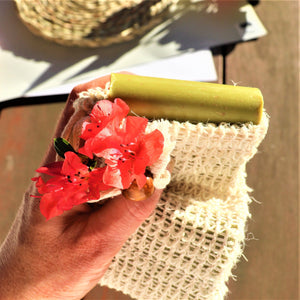 Us & the Earth - Reusable Exfoliating Sisal Soap Saver