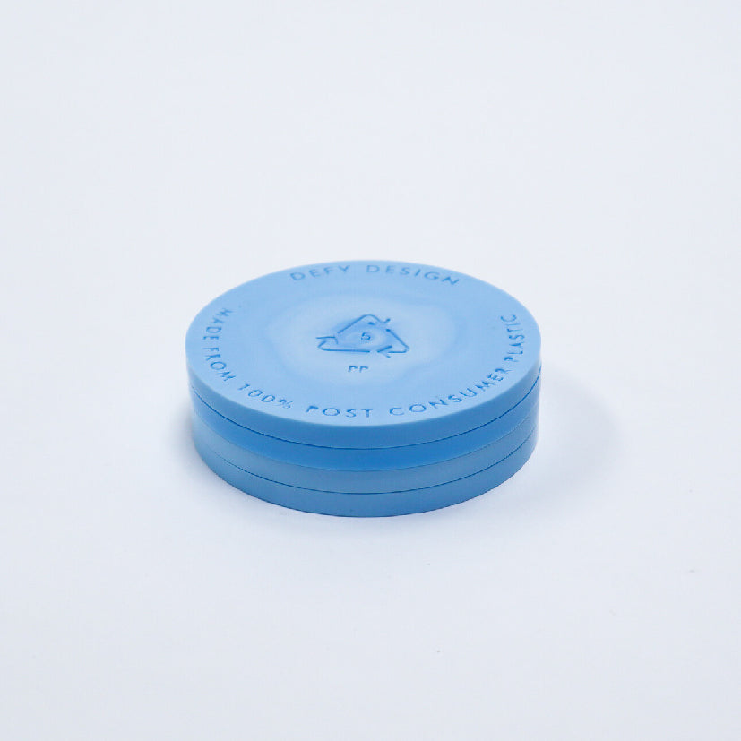Recycled Plastic - Blue Coasters