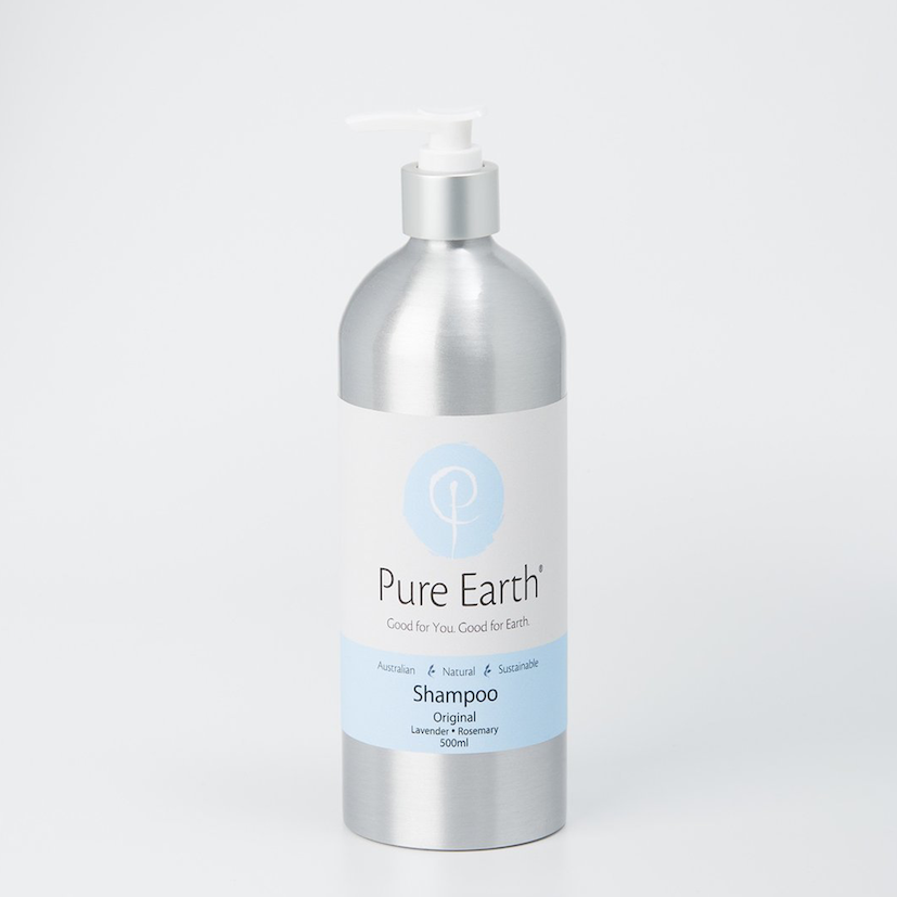 Pure Earth Natural Shampoo