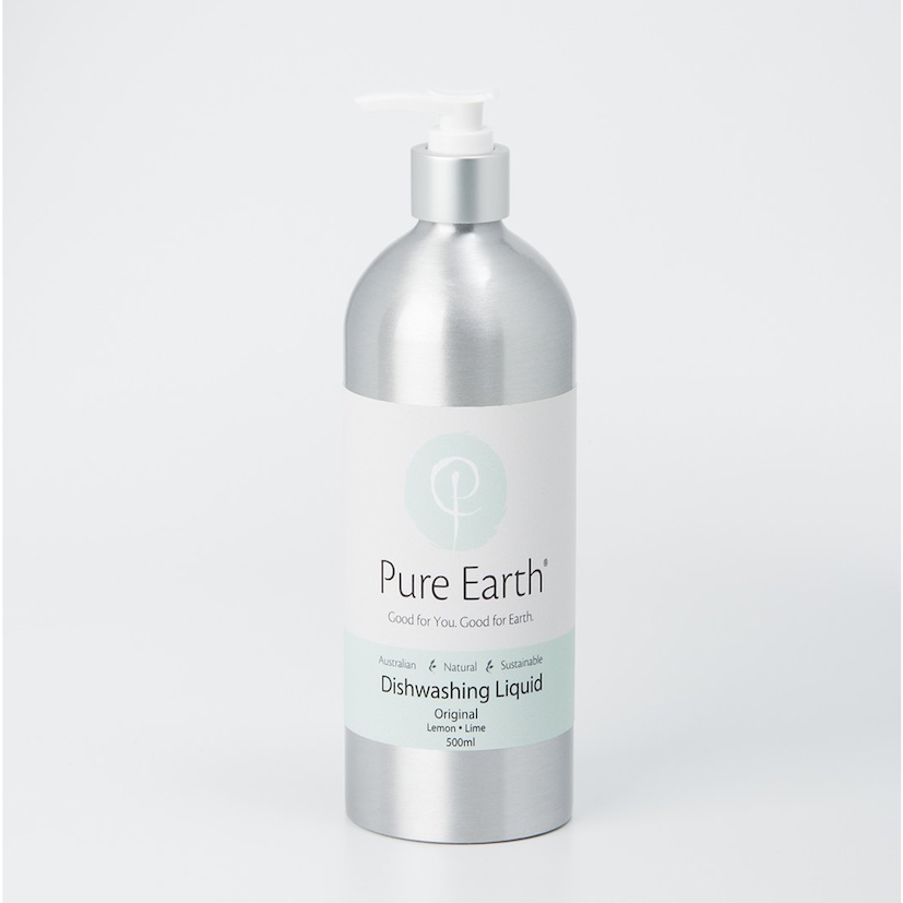 Pure Earth Natural Dishwashing Liquid