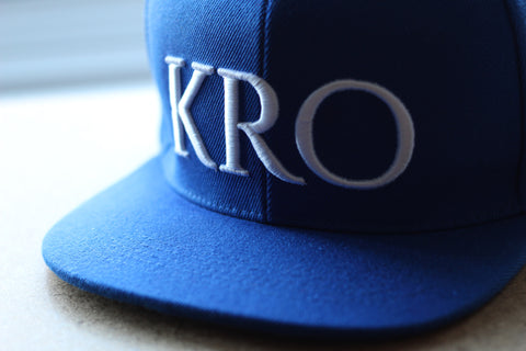 Royal Blue EXCLUSIVE KRO SnapBack Cap