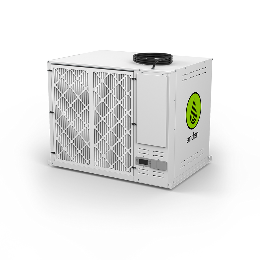 Anden A710 Grow-Optimized Dehumidifier with VLGR Technology