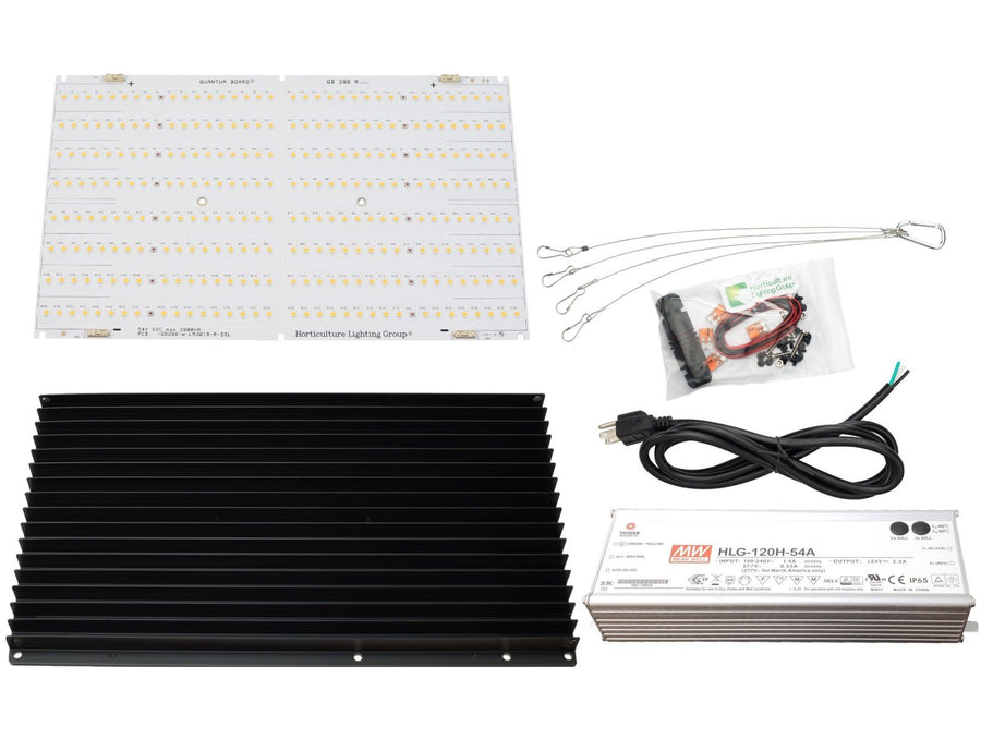 135W QB V2 Rspec LED Kit - HLG Canada