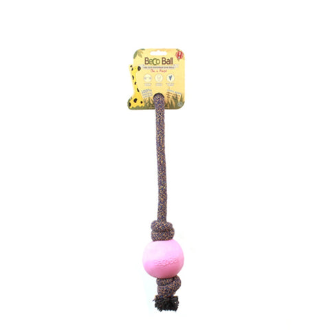 Beco Ball on Rope - Available in Different Colours / Sizes