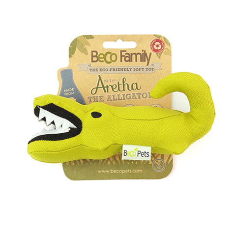 Beco Alligator Soft Toy - Available in Different Sizes