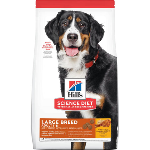Hill's Science Diet Adult Large Breed Chicken