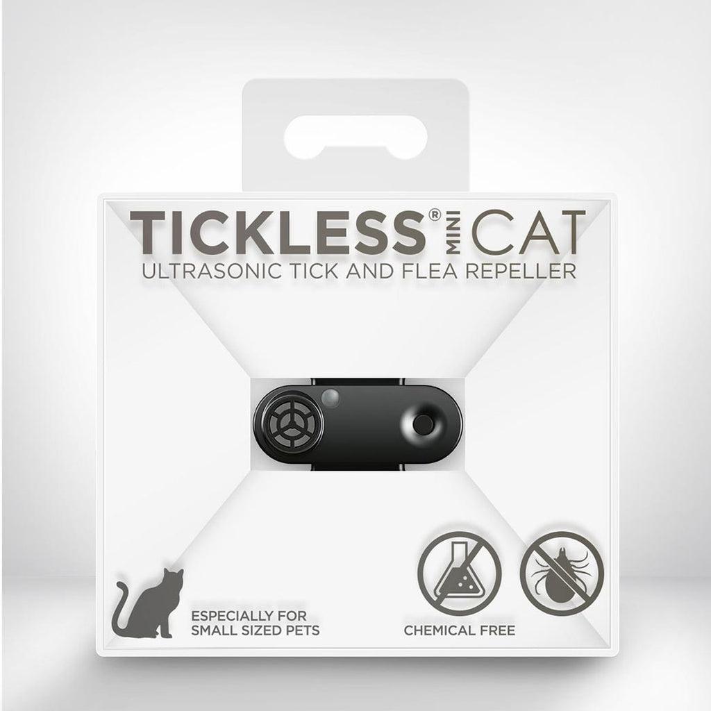 Tickless Cat Mini Rechargeble Pet Ultrasonic Tick and Flea Repeller