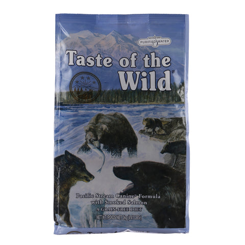 Trumppetz Taste Of The Wild Pacific Stream Canine (Smoked Salmon) Adult Dog Food