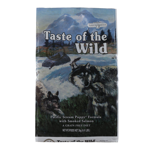 Trumppetz Taste Of The Wild Pacific Stream Puppy (Smoked Salmon) Puppy Food