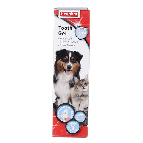 Beaphar Dog Tooth Paste Gel 100 Gm