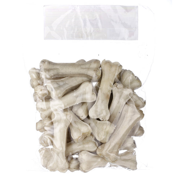 Pet Lover Rawhide Dog Chew Bone 4'' 1 Kg