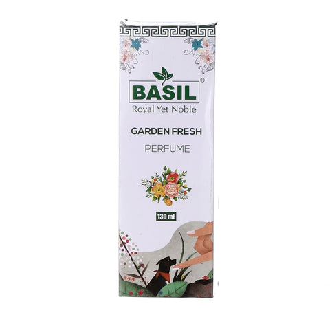 Basil Garden Fresh Perfume Suitable for Dogs and Cats, 130 ML
