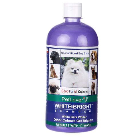 Pet Lover White & Bright