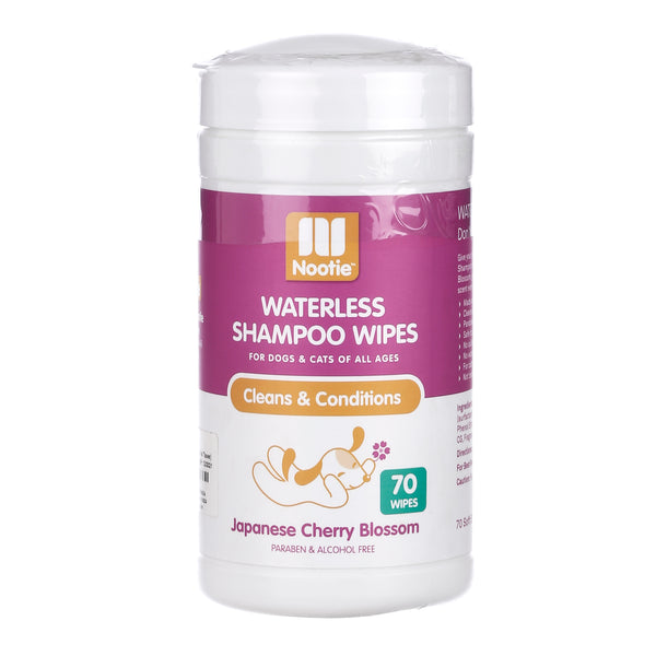 Nootie Waterless Wipes Japanese Cherry 70 Pcs