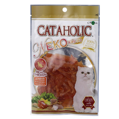 Neko Cat Soft Chicken Jerky Sliced 30Gm