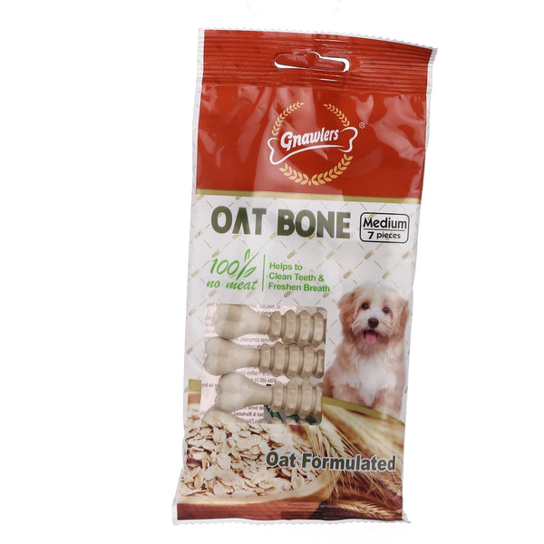 Gnawlers Oat Bone (3x60 g) - Pack of 3