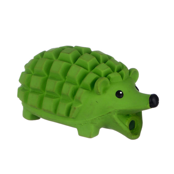 Lal Pet Latex Prickly Squeaky Pig