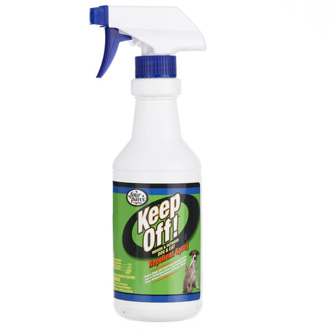 Keep Off Repellent Spray For Dog and Cat 473 ML