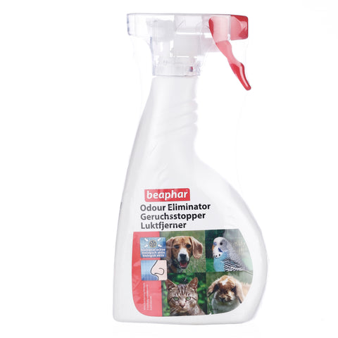 Beaphar Dog Odour Eliminator Spray - 400 ml