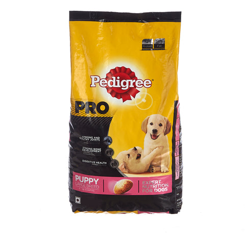 Pedigree Pro Puppy Large Breed Dog Food