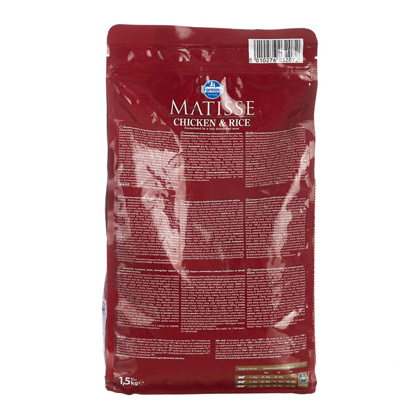 Farmina Matisse Adult Cat Food (Chicken and Rice)