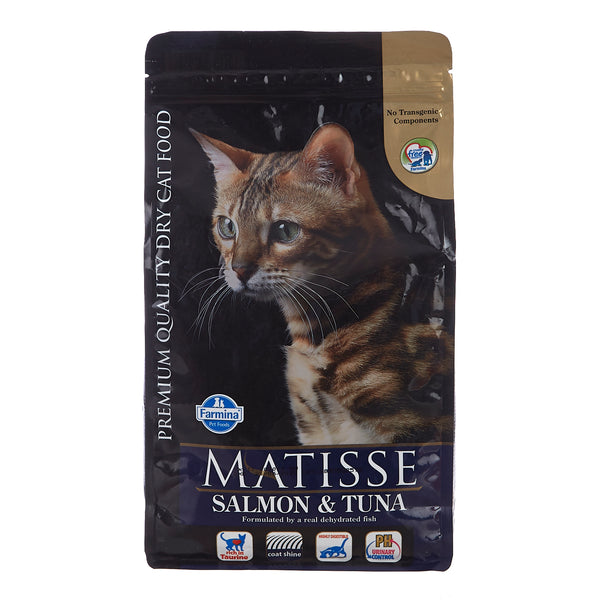 Farmina Matisse Adult Cat Food (Salmon and Tuna)