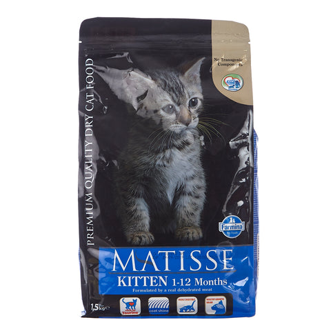 Farmina Matisse Kitten Cat Food
