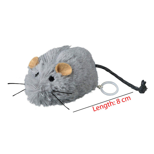 Trixie Wriggle Up Mouse 8 Cm