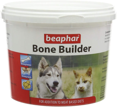 Beaphar Bone Builder - Dog Supplement, 500 Gm