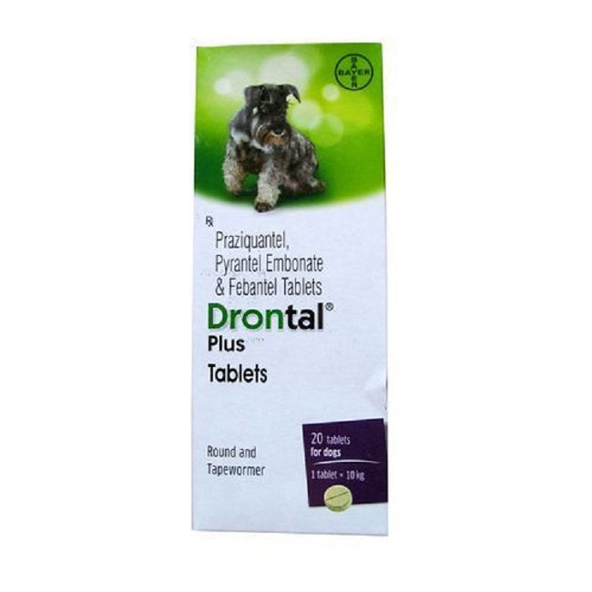 Bayer Drontal Plus 20 tab
