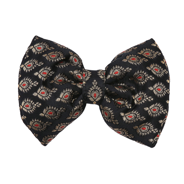 Mutt Of Course Festive Bow Ties