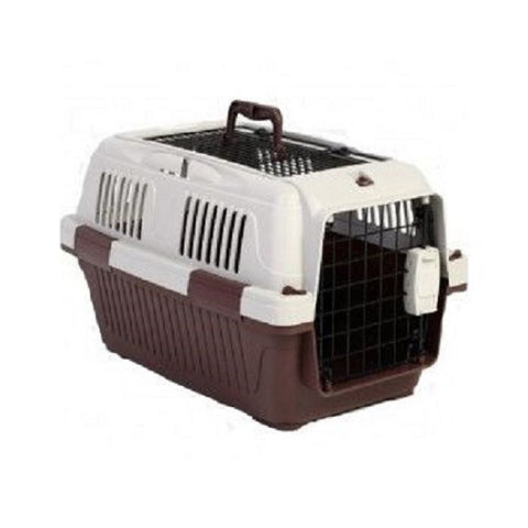 Nutrapet Pet Carrier Box Top Load - Red