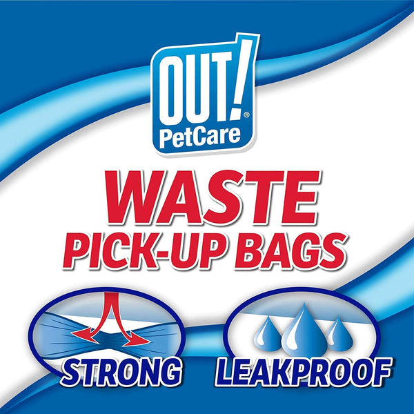 Out Dog Waste Pick up 120 bags